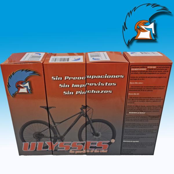 Conjunto cajas Expositoras Ulysses